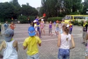 ГАИ дети безопасность на дорогах 27.07 2