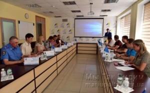 Стратегическая сессия фонд Розвитку 11.08 1