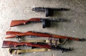 Мариуполь_Коллекция оружия 08.11 1