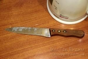 ножжж