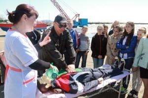 Мариуполь экскурсия на спасательную станцию 14.05 (16)