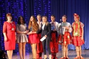 вручение диплома победителей в номинации