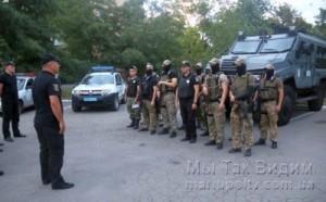 Бронегруппы КОРД патрулирование 28.07.17 2