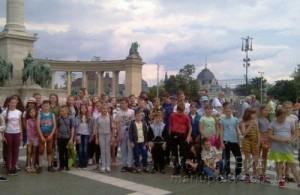 Дети в Венгрии 10.07.17 1