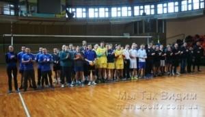 Волейбол турнир 07.12.17 1