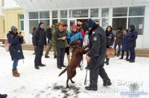Волноваха ДЮИ профориентация 16.02.18 1
