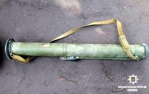 Мариуполь гранатомет 05.05.18 3