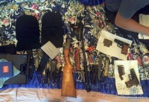 Мариуполь пистолеты гранаты 17.05.18 3