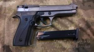 пистолет оруж