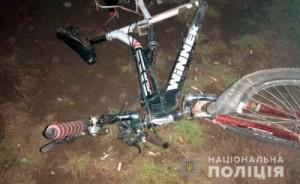 Мариуполь ДТП велосипедист 22.04.20 3