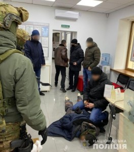 Мариуполь захполення заручників затримали 10.20.20 2